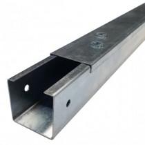 Galvanised Metal Trunking & Accessories