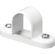 PVC Round Conduit and Oval Clips