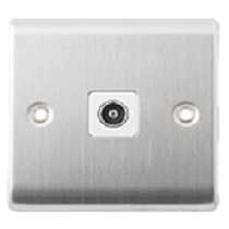 TV / FM Coaxial Socket