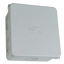 Marlanvil IP65 80 x 80 Square Box
