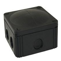 Wiska 10060648 Jcn/Box 607 Empty S Black