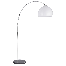 Searchlight 1037CC Arc Floor Lamp 14W