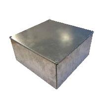 Galvanised Metal Adaptable Box (12x12x2)