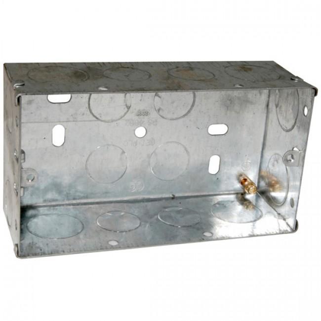 2G 47mm Metal Box