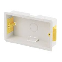 Appleby SB637 Dual Dry Lining Box 35mm