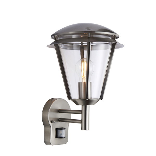 Endon 49945 Inova PIR Wall IP44