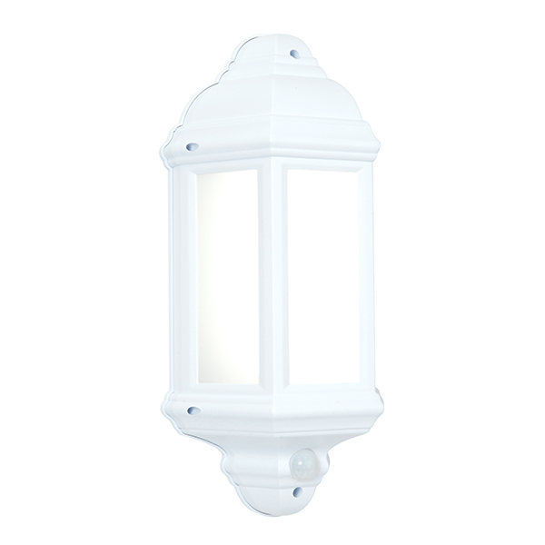 Endon 54554 Halbury Lantern LED 7W White