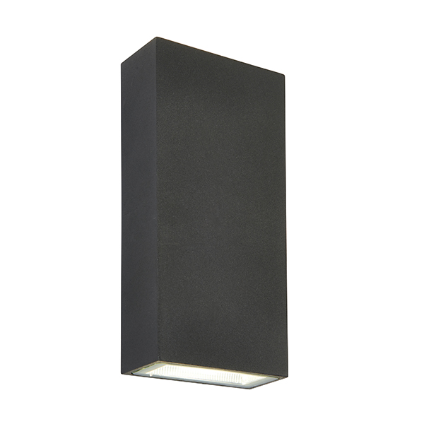 Saxby 67687 Wall Light 4000K LED 2x5.5W