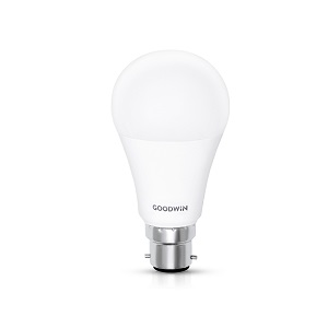 Goodwin C Series 15W 1521lm 3000K Non-Dimmable B22 Classic Frosted BC