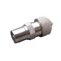 Coax Plug Male