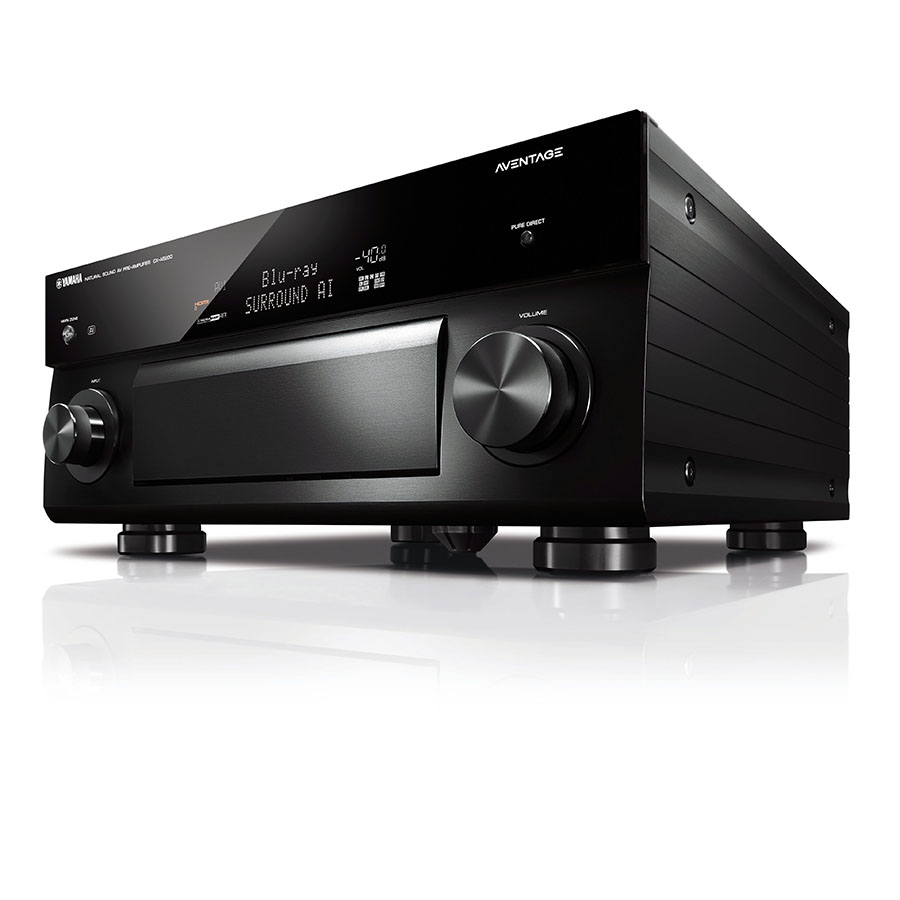 Yamaha MusicCast 11.2CH 4K/60p HDR AVENTAGE AV Receiver (7 in/ 3 out)