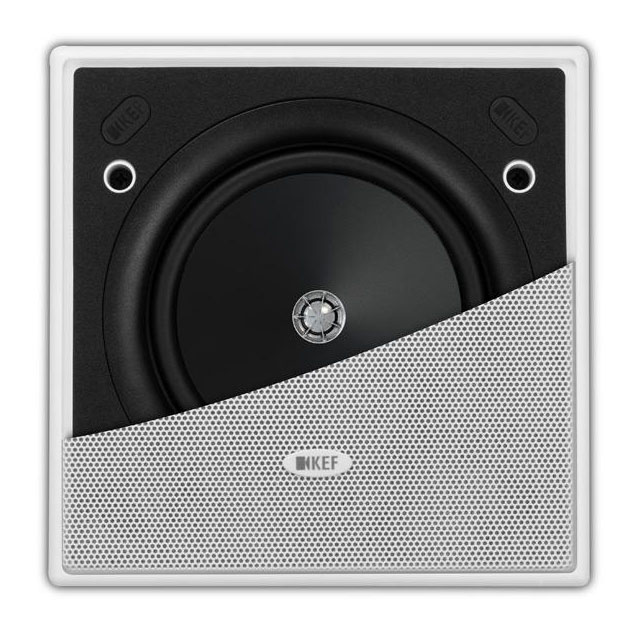 KEF 130mm Square Speaker (Each)