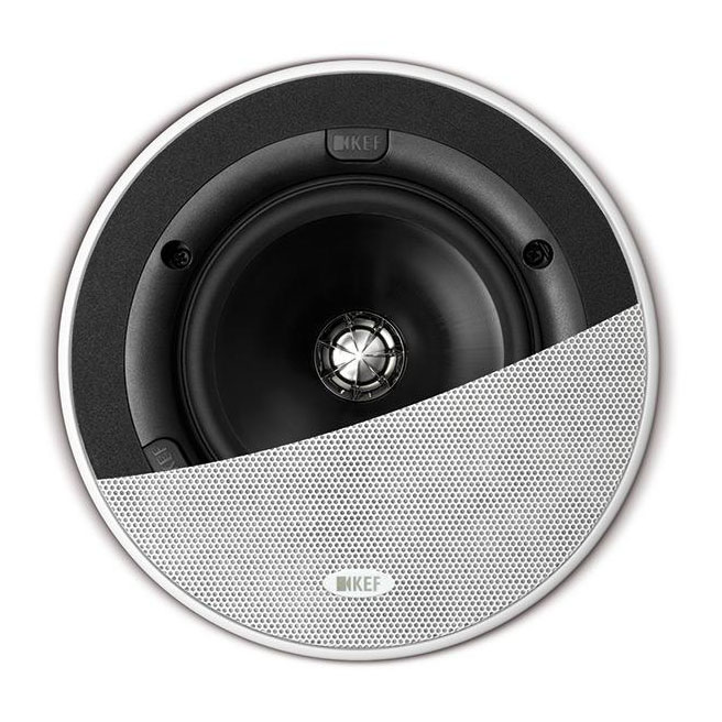 KEF 130mm In Ceiling Flush Mounted Speaker (Each)
