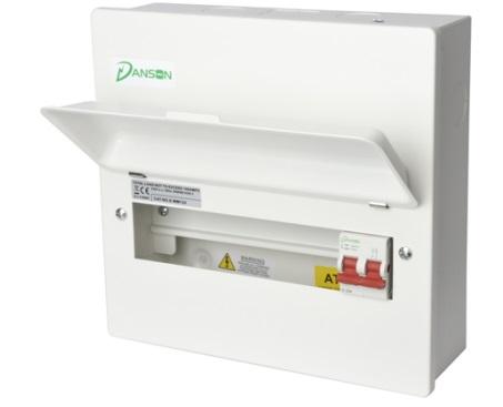 Danson E-MM184 Consumer Unit 18 Module 100A