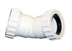 32mm Compression 45/135 Obtuse Bend