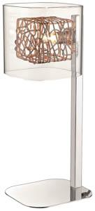 Chloe Table Lamp in Copper 13cm(w)