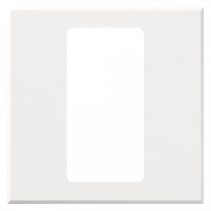 Lutron Pico 1-Column Faceplate (Artic White)