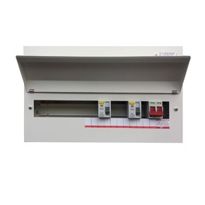 Wylex NMRS15SSLMHI Consumer Unit 15Way