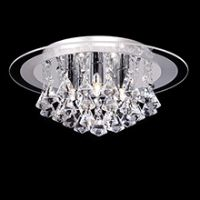 Endon RENNER-5CH Ceiling Light G9 5x33W
