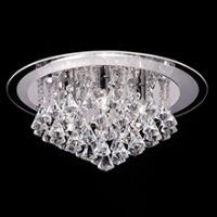 Endon RENNER-6CH Ceiling Light G9 6x33W