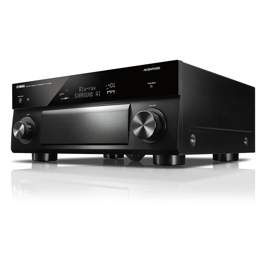 Yamaha MusicCast 7.2CH 4K/60p HDR AVENTAGE AV Receiver (7 in/ 3 out)