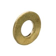 Brass M4 Washer