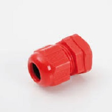 Cable Glands - Red Nylon 20mm Glands