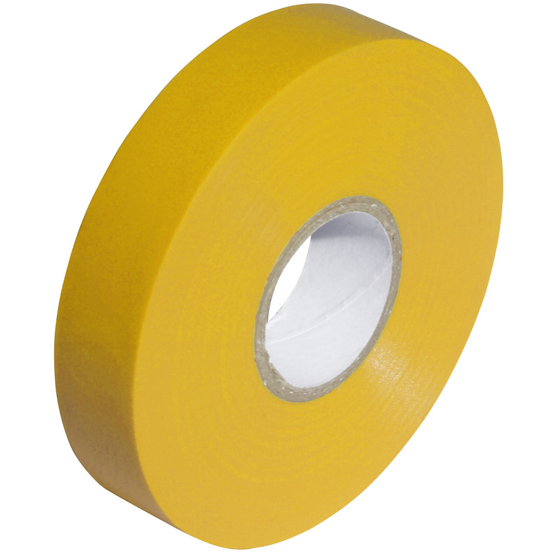 AT8 PVC TAPE 19X33 Yellow